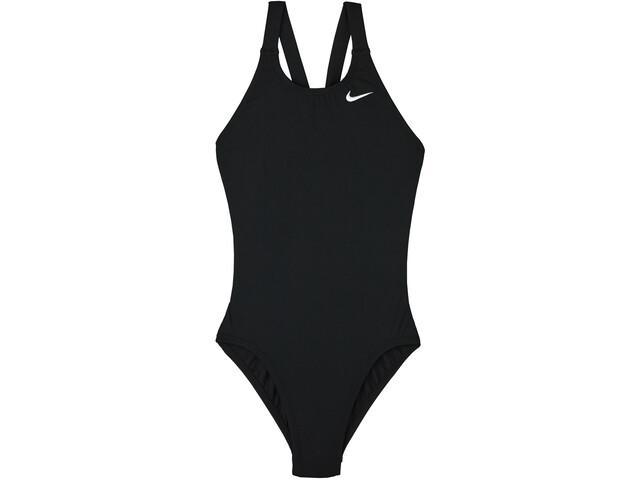 Nike Swim Hydrastrong Solids Maillot de bain une pièce Fille, black